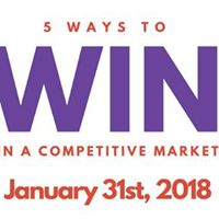 5 Ways to Win in a Competitive Market
