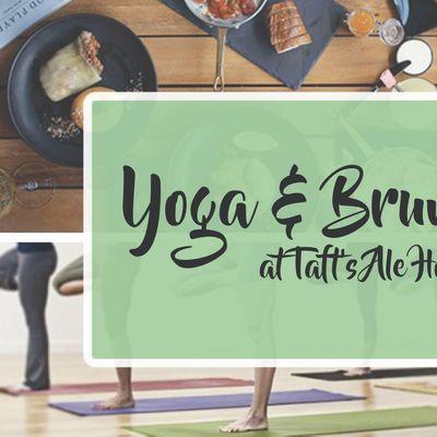 Tafts Yoga &amp Brunch
