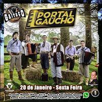 Grupo Portal Gacho em Super Baile no Gaitao Sertanejo
