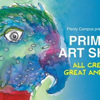 Plenty Campus Primary Art Show
