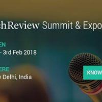 EdTechReview Summit &amp Expo 2018