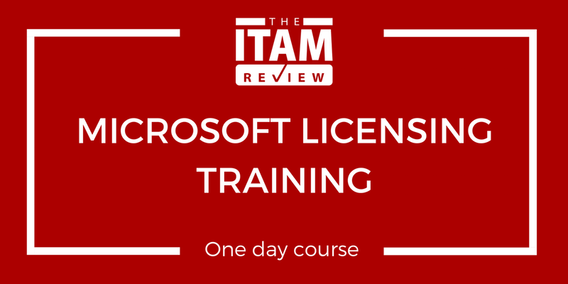 2019 London Microsoft Licensing Training Course - London UK (April)