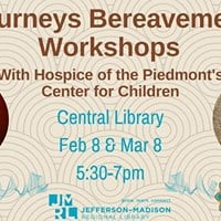 Journeys Bereavement Workshops at Central Library