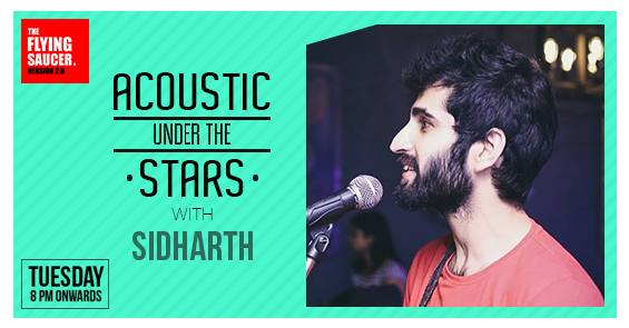 Acoustic Under The Stars with Sidharth