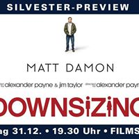 Silvester-Preview Downsizing