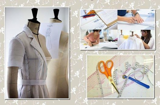 Pattern Cutting Part 1 - All Materials Included