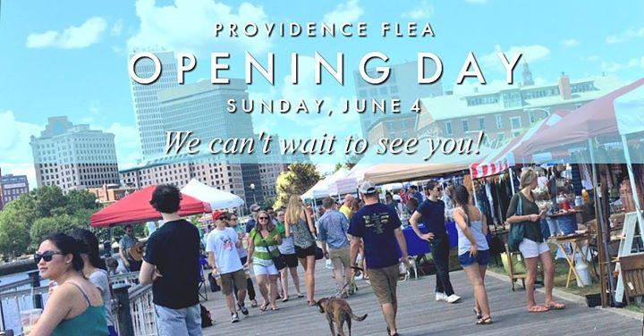 PVD Flea Season 5 Opening Day June 4