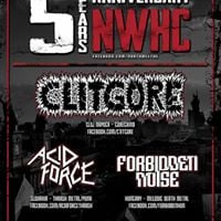 5 years of NWHC with Clitgore Acid Force Forbidden NoiseRamses SM