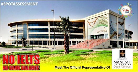 Spot Assessment  Manipal University - Dubai