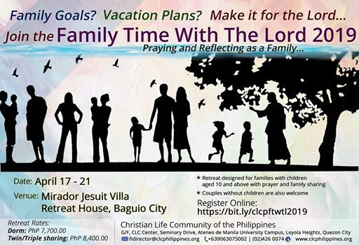 Family Time With the Lord 2019 Praying & Reflecting as a Family