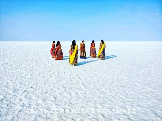 Exclusive Girls Trip to Kutch during Full Moon