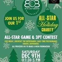 BOB All Star Holiday Charity