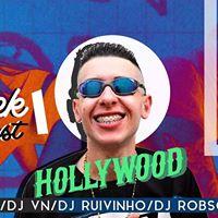 Hivek Fest 4.0  Mc Hollywood 50l Open Bar (Camarote)  euroclub