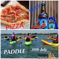 Paddle and Pizza