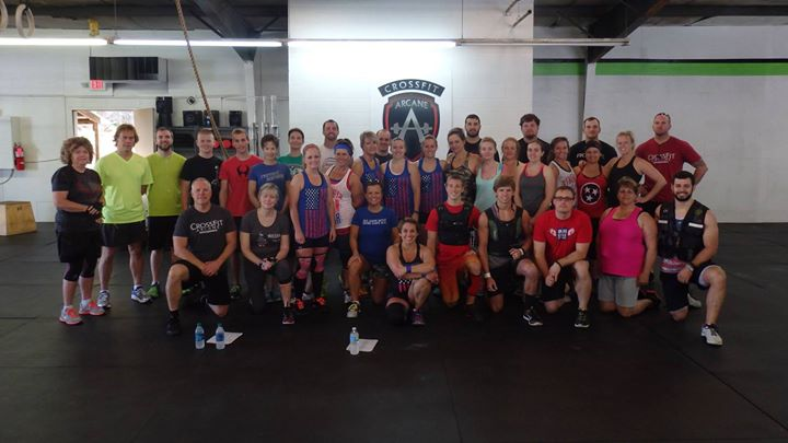 Crossfit greeneville tn