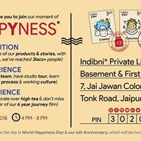 HappYness with Indibni 6.0
