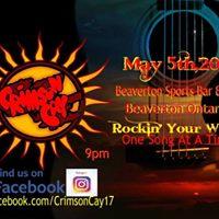 Crimson Cay at Beaverton Sports Bar &amp Grill Beaverton Ontario