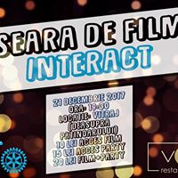 Seara de Film Interact - Editia a II-a
