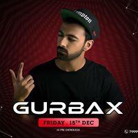 Friday Night with Gurbax at Playboy Club Delhi