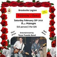 Valentines Dance Saturday February 10th