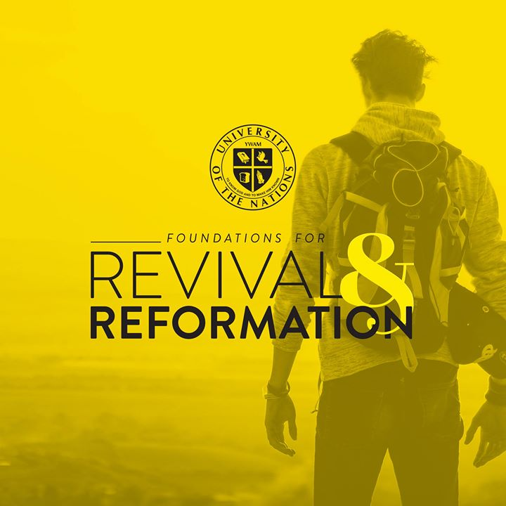 Q&A with Andy Byrd about the new Revival and Reformation