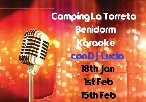 Karaoke Camping La Torreta