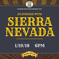 An Evening with Sierra Nevada at THS