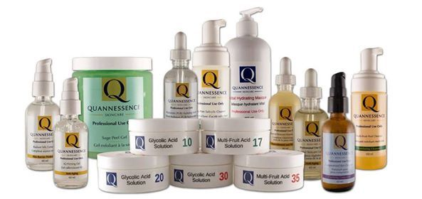 Quannessence Advanced Skincare Level 2 Hands On Class At Maritime