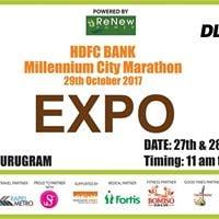 HDFC Bank Millennium City Marathon powered by ReNew Power