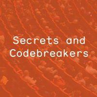 Canberra Writers Festival Secrets &amp Codebreakers