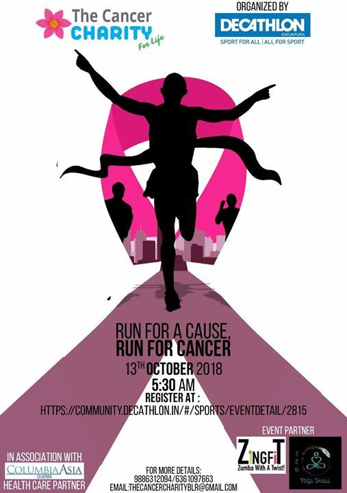 RUN for Cancer Patients