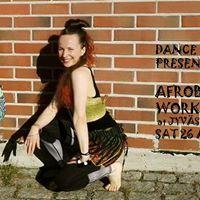 Afrobeat Dance Workshop Dance Euphoria JKL 26.8.2017