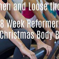 8 Week Pre Christmas Reformer Course