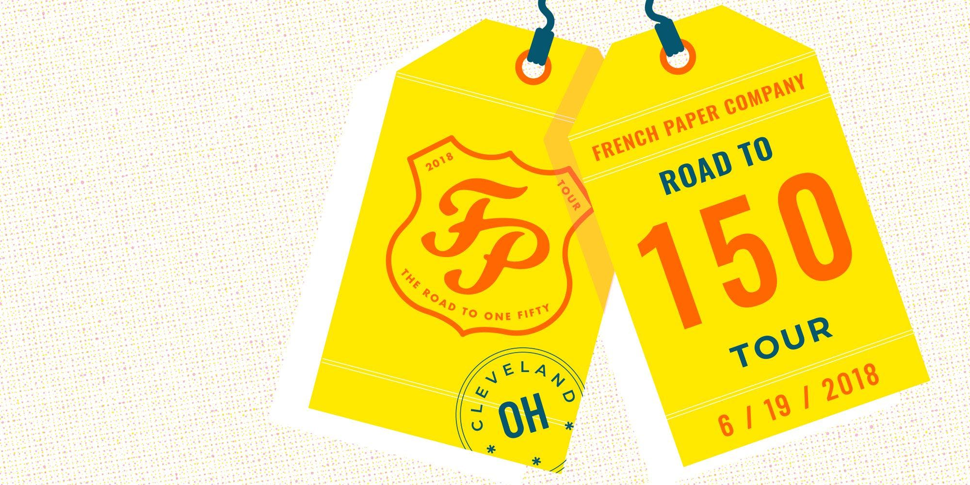 French Papers The Road to 150 Tour Exhibition and Talk with Brian French