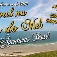 VAGAS ENCERRADAS - Carnaval 2016 na Ilha do Mel com a Aventuras Brasil - De 06 a 09 de fevereiro.