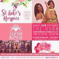 Charity Show - St Lukes Hospice - Alexis Kings