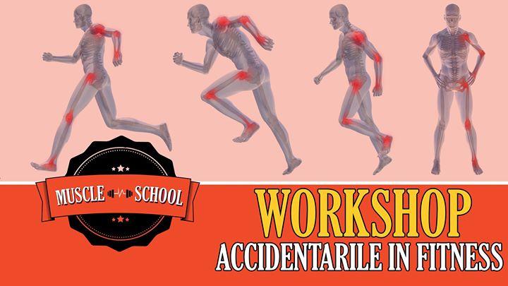 Workshop Accidentarile in Fitness