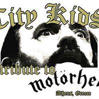 City Kids - Motörhead Tribute Band