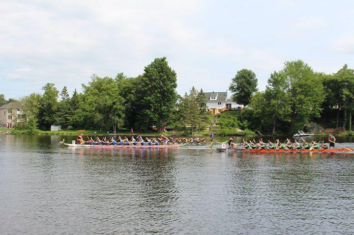 2018 Arnprior Dragon Boat Festival