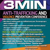 Anti-Trafficking and Violence Prevention Conference