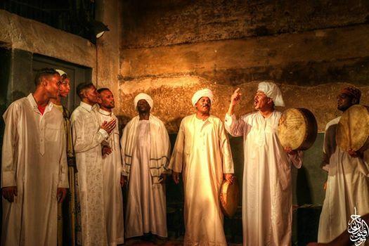 Aragide Nubian Group at Makan