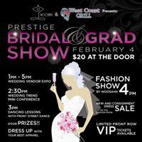 Prestige Bridal Show 2018