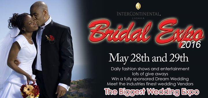 Intercontinental wedding expo lusaka for Wedding expo az