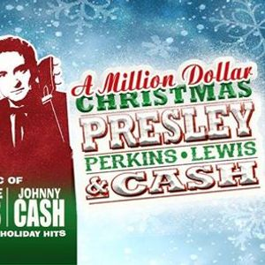 Presley Perkins Lewis and Cash A Million Dollar Christmas
