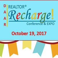 Realtor Recharge DAAR Conference and Expo