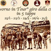 Livorno in Tour- giro subbuteistico della citta in 5 tappe