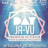 DAY JA-VU - Welcome To Atlantis
