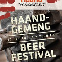 Haandgemeng Beer Festival