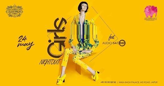 Thursday Girls Night Out Ft AudioBat & 808