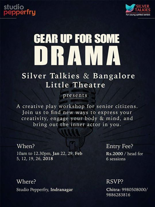 Gear Up For Some Drama